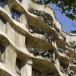 La Pedrera. Casa Mila. — Stock Photo #24875399