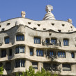 La Pedrera. Casa Mila. — Stock Photo #24875435