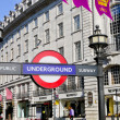 Regent Street. London. United Kingdom — Stock Photo #29955803