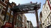 Chinatown. londyn. wielka brytania — Zdjęcie stockowe