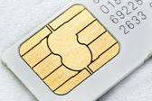 Karty sim — Zdjęcie stockowe
