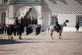 Guard mounting — Foto de Stock