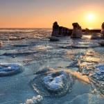 Frozen sea — Stock Photo #12589984