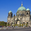 Berlin Cathedral in Germany - Stock Photo