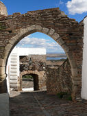 Arches in Monsaraz — Stock Photo
