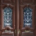Постер, плакат: Ornate double doors