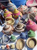 Ornamental baskets — Stock fotografie