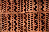 Patrón de albañilería horizontal — Foto de Stock