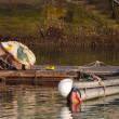 Stock Photo: Pontoon