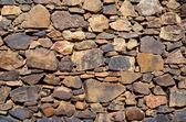Old stone wall-horizontal — Stock Photo