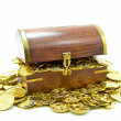 treasure chest — Stock Photo #12586238