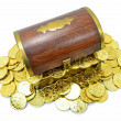 treasure chest — Stock Photo #12586242