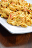 Chicken Pasta — Stock Photo
