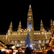 Christmas in vienna - Stock Photo