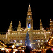 Foto de Stock  : Christmas in vienna