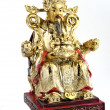 Cai Shen : The God of Wealth, which is a symbol for bringing pro — Stock Photo