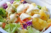 Hawaiian salad — Stock Photo