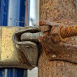 Scaffold locker — Stockfoto