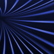 Stock Photo: Abstract line dark blue background