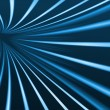 Photo: Abstract blue background
