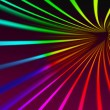图库照片: Abstract line colorful background