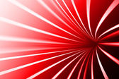 Abstract line, scarlet background — Stock Photo