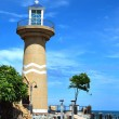 Lighthouse with blue sky — Stock Photo