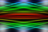 Colorful abstract lines background — Stock Photo