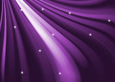 Purple abstract wavy and curve background — Stock Photo