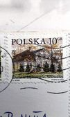 Stamps of Poland — Stock Photo