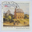 Germany postage stamp — Stock Photo #41781621