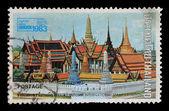 Thailand postage stamp — Stock Photo