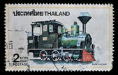 Thailand postage stamp — Foto Stock