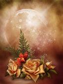 Rose vintage — Foto Stock
