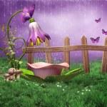 ������, ������: Fairy shower