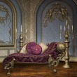 Baroque palace room — Stock Photo #29154537