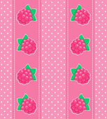 Raspberry — Stock Vector