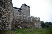 Medieval old castle in Bedzin, Poland. — Stock Photo