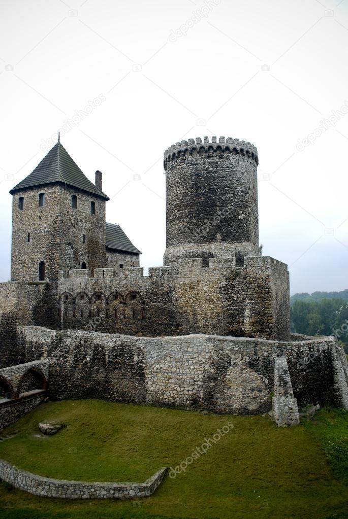 castle bedzin poland medieval - photo #10