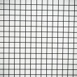 Black and white square checked background or texture — Stock Photo