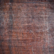 Vintage scratched hardwood oak plank background or texture — Stock Photo #26781519