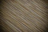 Diagonale houten gestreepte rolluik achtergrond of textuur — Stockfoto