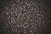 Grunge grained brown wall background or texture — Stock Photo