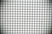Black and white square checked background or texture — Foto de Stock