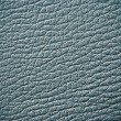 Blue synthetic leather texture or background — ストック写真