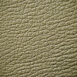 Khaki synthetic leather texture or background — Stock Photo