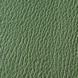 Stock Photo: Green synthetic leather texture or background