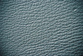 Blue synthetic leather texture or background — Photo