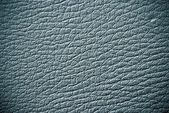 Cuero sintético azul textura o fondo — Foto de Stock