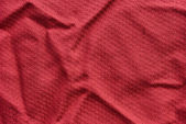 Creased fabric background or texture — Stock Photo
